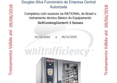 Certificado Rational